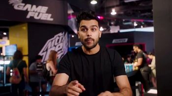 Mountain Dew Amp TV Spot, 'MTV: Adam Waheed Wants to Be a Gamer'