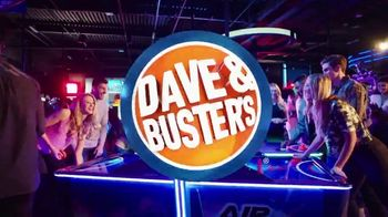 Dave and Buster's TV Spot, 'Unlimited Games and Wings Thursdays' - Thumbnail 1