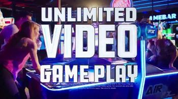 Dave and Buster's TV Spot, 'Unlimited Games and Wings Thursdays' - Thumbnail 3