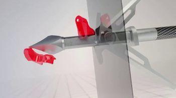 SIK Broadheads TV Spot, 'FliteLoc Clip Paper Test' - Thumbnail 2