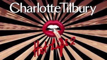 Charlotte Tilbury TV Spot, 'Hot Lips 2: 11 Shades Inspired by Icons' - Thumbnail 1