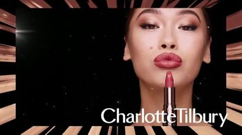 Charlotte Tilbury TV Spot, 'Hot Lips 2: 11 Shades Inspired by Icons' - Thumbnail 8