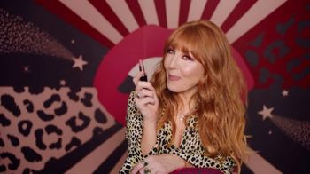 Charlotte Tilbury TV Spot, 'Hot Lips 2: 11 Shades Inspired by Icons' - Thumbnail 9