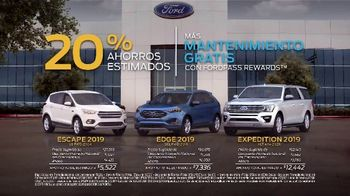 Ford Gran Venta Apresúrate y Ahorra TV Spot, 'Rápido como un ninja' canción de Dick Dale [Spanish] [T2] - Thumbnail 8