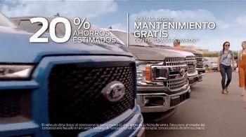 Ford Gran Venta Apresúrate y Ahorra TV Spot, 'Rápido como un ninja' canción de Dick Dale [Spanish] [T2] - Thumbnail 4