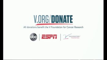 The V Foundation for Cancer Research TV Spot, 'Cancer Is...' Song by Gym Class Heroes - Thumbnail 10