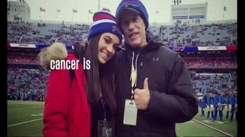 The V Foundation for Cancer Research TV Spot, 'Cancer Is...' Song by Gym Class Heroes - Thumbnail 9