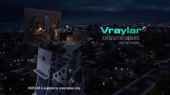 VRAYLAR TV Spot, \'Unfinished Projects\'