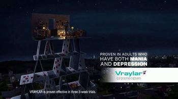 VRAYLAR TV Spot, 'Unfinished Projects' - Thumbnail 5