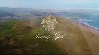 Trump Golf TV Spot, 'Ultimate Tour' - Thumbnail 2