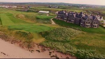 Trump Golf TV Spot, 'Ultimate Tour' - Thumbnail 3