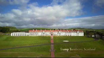 Trump Golf TV Spot, 'Ultimate Tour' - Thumbnail 5