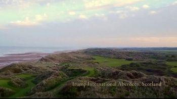 Trump Golf TV Spot, 'Ultimate Tour' - Thumbnail 8
