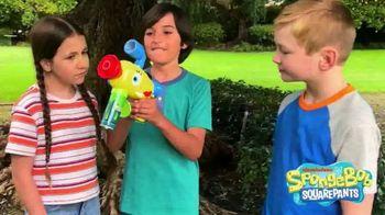 SpongeBob Squarepants Giggle Blaster TV Spot, 'Screams' - Thumbnail 1