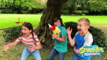 SpongeBob Squarepants Giggle Blaster TV Spot, 'Screams' - Thumbnail 3