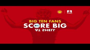 Shell Big Ten Tuesdays TV Spot, 'Score Big'