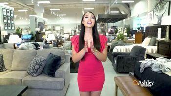 Ashley HomeStore Venta de Black Friday en Septiembre TV Spot, 'Ahorros por toda la tienda' [Spanish]