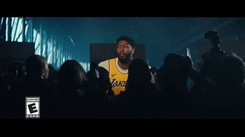 NBA 2K20 TV Spot, 'House of Next' Featuring Anthony Davis, Dwyane Wade, Zion Williamson - Thumbnail 2