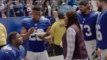 Campbell's Chunky Classic Chicken Noodle TV Spot, 'Huddle' Featuring Saquon Barkley - Thumbnail 3