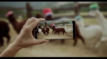 Samsung Galaxy Note10 TV Spot, 'Alpaca' Song by Incredible Bongo Band - Thumbnail 4