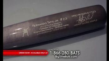 Big Time Bats TV Spot, 'Fernando Tatis Jr. Victus Bat' - Thumbnail 1