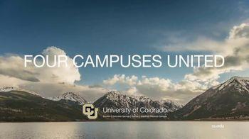 University of Colorado TV Spot, 'All It Takes'