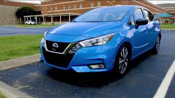 Nissan Versa TV Spot, 'Rear Door Alert: Heat Stroke' [T1] - Thumbnail 9