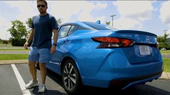 Nissan Versa TV Spot, 'Rear Door Alert: Heat Stroke' [T1] - Thumbnail 5