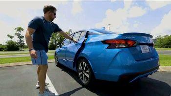 Nissan Versa TV Spot, 'Rear Door Alert: Heat Stroke' [T1] - Thumbnail 7