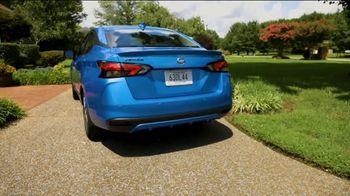 Nissan Versa TV Spot, 'Rear Door Alert: Heat Stroke' [T1] - Thumbnail 8