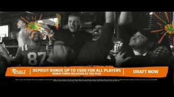 DraftKings TV Spot, 'The Thursday Night Sweat: Panthers vs Bucs' - Thumbnail 7