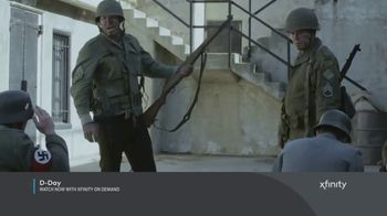 XFINITY On Demand TV Spot, 'D-Day'