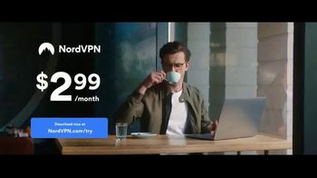 NordVPN TV Spot, 'Public WiFi'