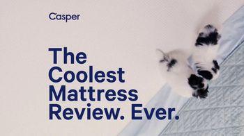 Casper TV Spot, 'The Coolest Mattress Review' - Thumbnail 2