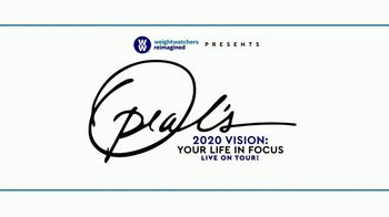 WW TV Spot, 'Oprah's 2020 Vision: Your Life in Focus' - Thumbnail 1