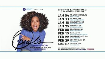 WW TV Spot, 'Oprah's 2020 Vision: Your Life in Focus' - Thumbnail 4