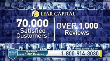 Lear Capital TV Spot, 'It's Trending Higher' - Thumbnail 6