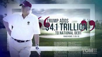 Tom Steyer 2020 TV Spot, 'Economy' - Thumbnail 3