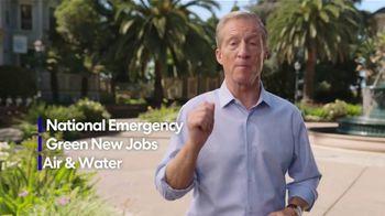 Tom Steyer 2020 TV Spot, 'Climate Change Voter' - Thumbnail 8