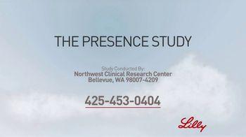 Eli Lilly TV Spot, 'The Presence Study' - Thumbnail 8