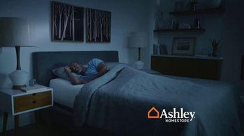 Ashley HomeStore Labor Day Sale TV Spot, 'Tempur-Pedic Mattress'
