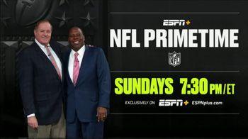 ESPN+ TV Spot, 'NFL Primetime' - Thumbnail 10