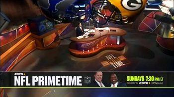 ESPN+ TV Spot, 'NFL Primetime' - Thumbnail 2