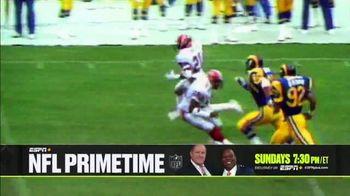 ESPN+ TV Spot, 'NFL Primetime' - Thumbnail 5