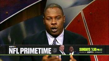 ESPN+ TV Spot, 'NFL Primetime' - 509 commercial airings