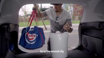 2019 Toyota RAV4 TV Spot, 'Chicago Cubs: No Limit' Featuring Javier Báez [T2] - Thumbnail 2