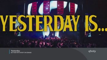XFINITY On Demand TV Spot, 'Yesterday'