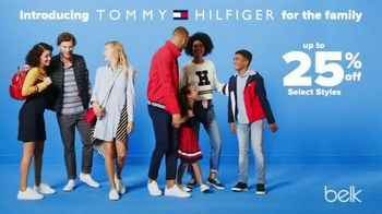 Belk Fall Fashion Sale TV Spot, 'Tommy Hilfiger, Free Gift and Beauty' - Thumbnail 4