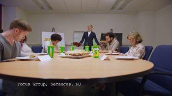 Subway Pit-Smoked Brisket TV Spot, 'Focus Group' - Thumbnail 1