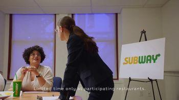 Subway Pit-Smoked Brisket TV Spot, 'Focus Group' - Thumbnail 4